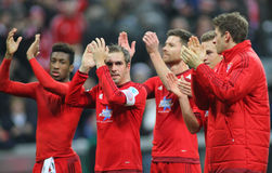 FC Bayern Muenchen v FC Ingolstadt - Bundesliga Stock Image