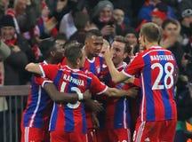 FC Bayern Muenchen v FC Shakhtar Donetsk - UEFA Champions League Royalty Free Stock Photography