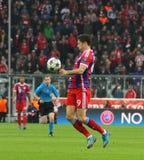 FC Bayern Muenchen v FC Shakhtar Donetsk - UEFA Champions League Stock Images