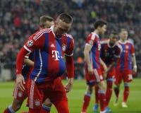 FC Bayern Muenchen v FC Shakhtar Donetsk - UEFA Champions League Royalty Free Stock Photo