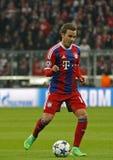FC Bayern Muenchen v FC Shakhtar Donetsk - UEFA Champions League Stock Image