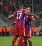 FC Bayern Muenchen v FC Shakhtar Donetsk - UEFA Champions League Stock Photos