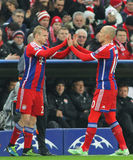 FC Bayern Muenchen v FC Shakhtar Donetsk - UEFA Champions League Stock Photography