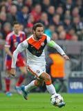 FC Bayern Muenchen v FC Shakhtar Donetsk - UEFA Champions League Royalty Free Stock Photos