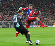FC Bayern Muenchen v FC Shakhtar Donetsk - UEFA Champions League Royalty Free Stock Photography