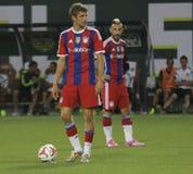 FC Bayern Munchan Royalty Free Stock Photography