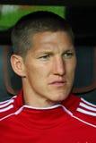 FC Bayerns Bastian Schweinsteiger Stock Photos