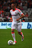 FC Bayerns Franck Ribery Stock Photography