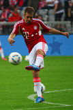 FC Bayerns Philipp Lahm Stock Photography