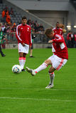 FC Bayerns Toni Kroos Stock Image