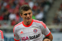 FC Bayerns Toni Kroos Royalty Free Stock Image