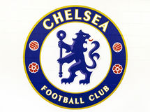 FC Chelsea emblem Royalty Free Stock Photography