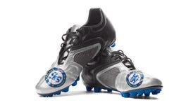 FC Chelsea - Fußballstiefel Lizenzfreie Stockfotografie