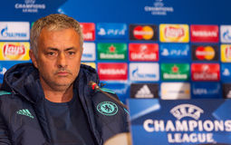 FC Chelsea manager Jose Mourinho Stock Photography