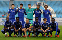 FC Chelsea team Royalty Free Stock Images