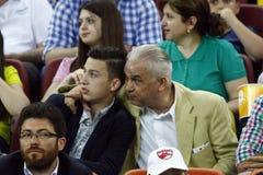 FC Dinamo Βουκουρέστι FC Steaua Βουκουρέστι Στοκ εικόνα με δικαίωμα ελεύθερης χρήσης
