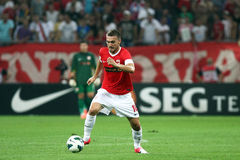 FC Dinamo Bucarest Metalist Harkov Fotografia Stock