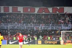 FC Dinamo Bucharest FC Brasov Lizenzfreies Stockbild