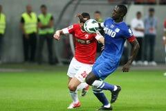 FC Dinamo Bucharest - FC Pandurii Targu-Jiu Royalty Free Stock Image