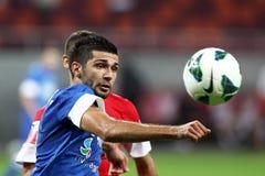 FC Dinamo Bucharest - FC Pandurii Targu-Jiu Stock Photos