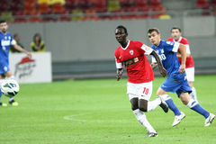 FC Dinamo Bucharest - FC Pandurii Targu-Jiu Stock Images
