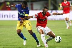 FC Dinamo Bucharest-FC Petrolul Ploiesti Stock Photos