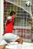 FC Dinamo Bucharest-FC Petrolul Ploiesti Royalty Free Stock Photos