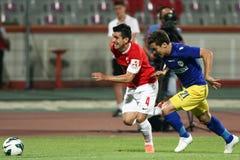 FC Dinamo bucharest Petrolul Ploiesti obrazy stock