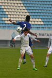 FC Dinamo vs FC Chelsea. U-19 UEFA Champions League. Royalty Free Stock Photos