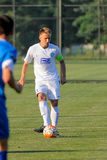 FC Dnipro εναντίον FC Νικόπολη Στοκ Εικόνες