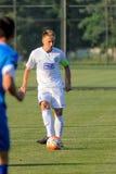 FC Dnipro contra FC Nikopol foto de archivo