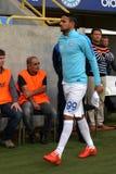 FC Dnipro contro FC Alessandria d'Egitto Fotografia Stock Libera da Diritti
