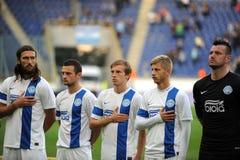 FC Dnipro gracze Zdjęcie Royalty Free