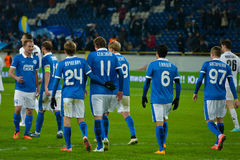 FC Dnipro Royalty Free Stock Images