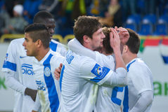 FC Dnipro Royalty Free Stock Photos