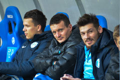 FC Dnipro player Stock Images