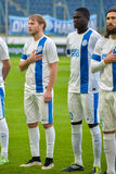 FC Dnipro players Stock Photography