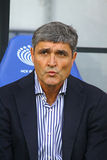 FC Dnipro's manager Juande Ramos Stock Image