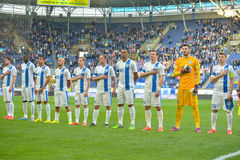 FC Dnipro team Stock Images