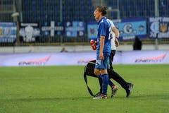 FC Dnipro vs FC Volyn. Ukrainian League Stock Photo