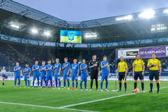 FC Dnipro Royalty Free Stock Photo