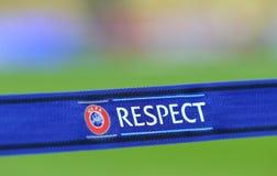 FC Dynamo Kyiv del gioco della lega di campioni di UEFA v Besiktas Fotografie Stock Libere da Diritti