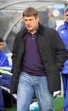 FC Dynamo Kyiv manager Oleg Luzhnyy Royalty Free Stock Photography