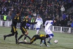 FC Dynamo Kyiv vs Sheriff Tiraspol Royalty Free Stock Photography