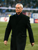 FC Internazionale Mailand Trainer Claudio Ranieri Stockbild