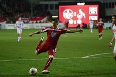 1FC Kaiserslautern e 1FC Koln Imagem de Stock Royalty Free