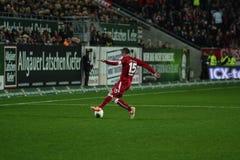 1FC Kaiserslautern en 1FC Koln Royalty-vrije Stock Foto's
