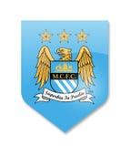 Fc Manchester City Lizenzfreies Stockbild