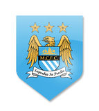 Fc manchester city Royalty Free Stock Image