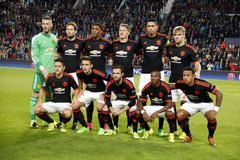FC Manchester Unied Stock Image